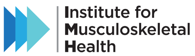 Institute for Musculoskeletal Health Logo